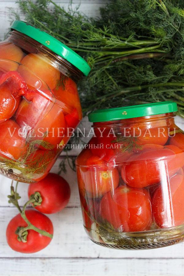 marinovannye pomidory s limonnoj kislotoj 9