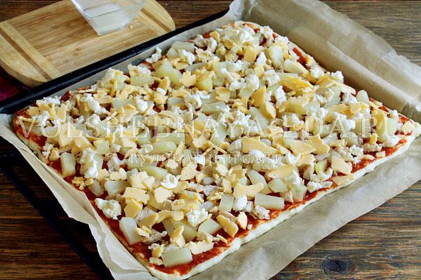 pizza gavajskaya 8