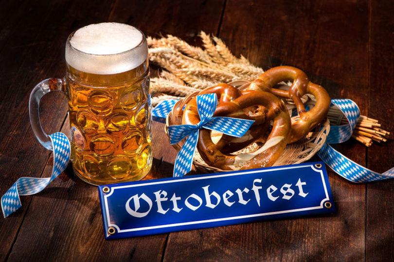 Фестиваль Октоберфест в Мюнхене!