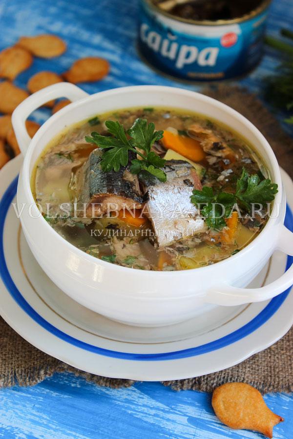 rybnyj sup iz konservov 10