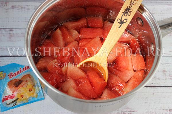 varenje iz arbuza 4