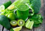"""Хлорофилл и """"зеленая"""" еда"""