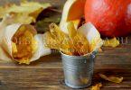 Чипсы из тыквы