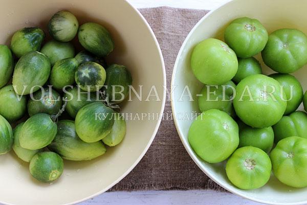 lecho iz zelenyh pomidorov 1
