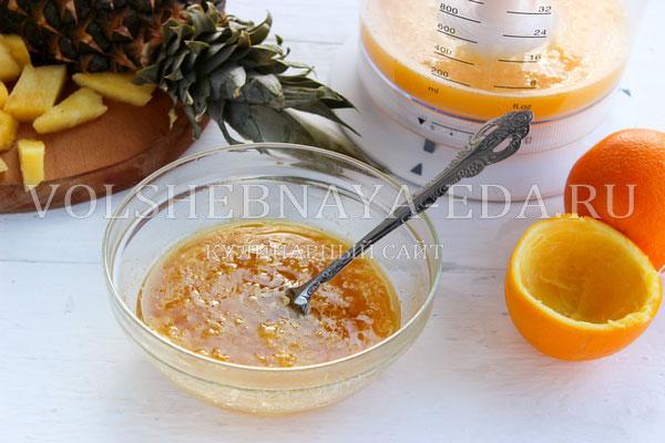kurica s ananasami v duhovke 3