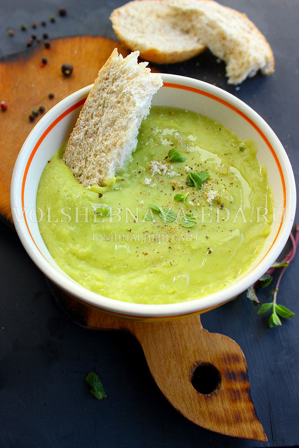 sup iz zelenogo goroshka s myatoj 11