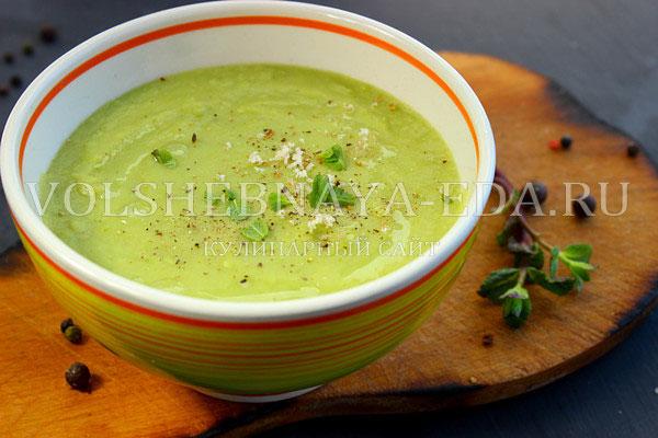 sup iz zelenogo goroshka s myatoj 8