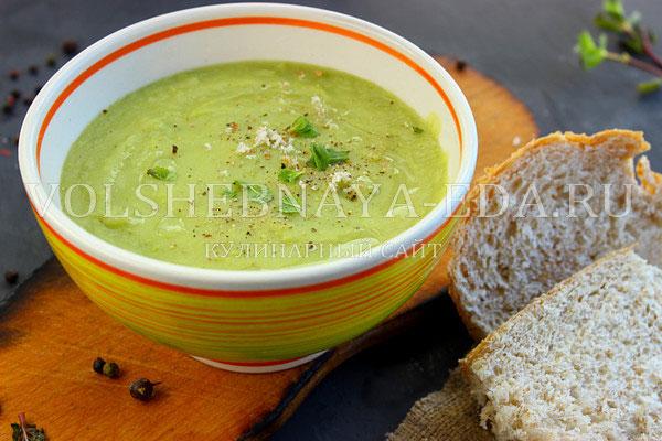 sup iz zelenogo goroshka s myatoj 9