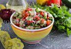 Израильский салат