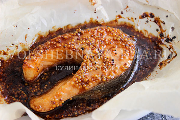 losos v medovo gorchichnom marinade 4