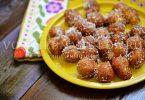 Люгма, дрожжевые пончики