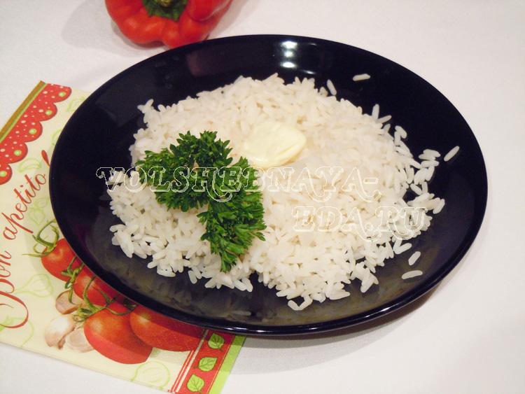 Как сварить рассыпчатый рис по Похлебкину