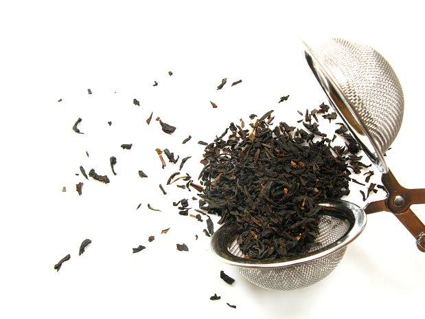 Хим состав зеленого чая