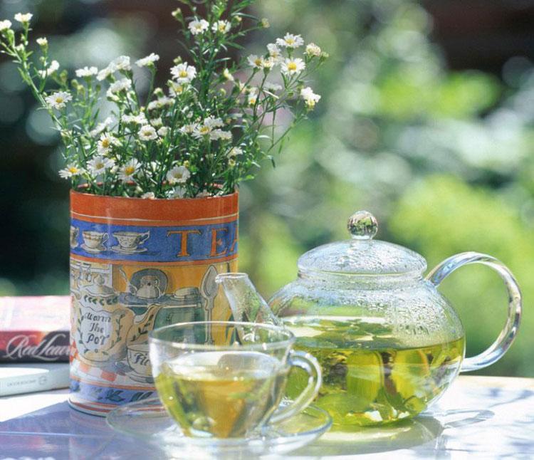 Чай для кормящих