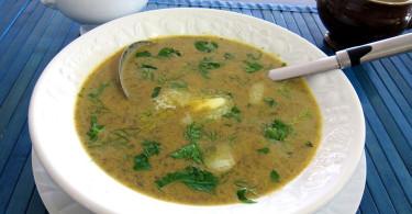 Французский суп для похудения