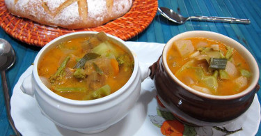 Суп из брокколи со сливками
