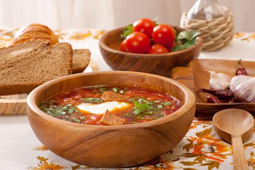Отменный борщ – кулинарный рецепт