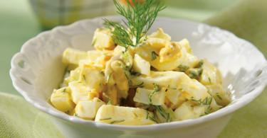 Французский картофельный салат