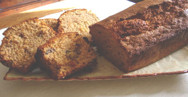 Каштановый пирог