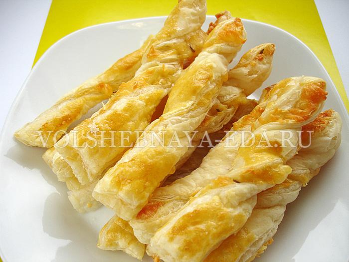 сырные палочки рецепт