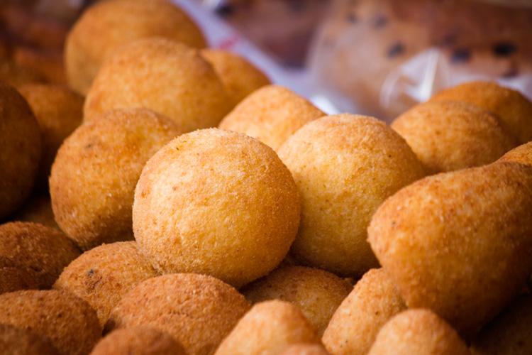 Аранчини-итальянская закуска – кулинарный рецепт
