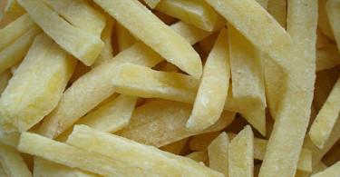 способ замораживания картофеля