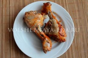 """Куриные бедра в маринаде """"Мохито"""" – кулинарный рецепт"""
