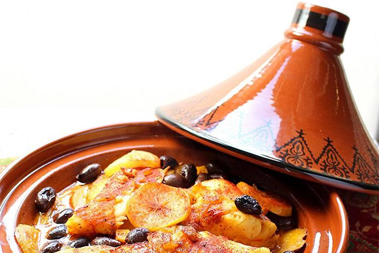 таджин с овощами