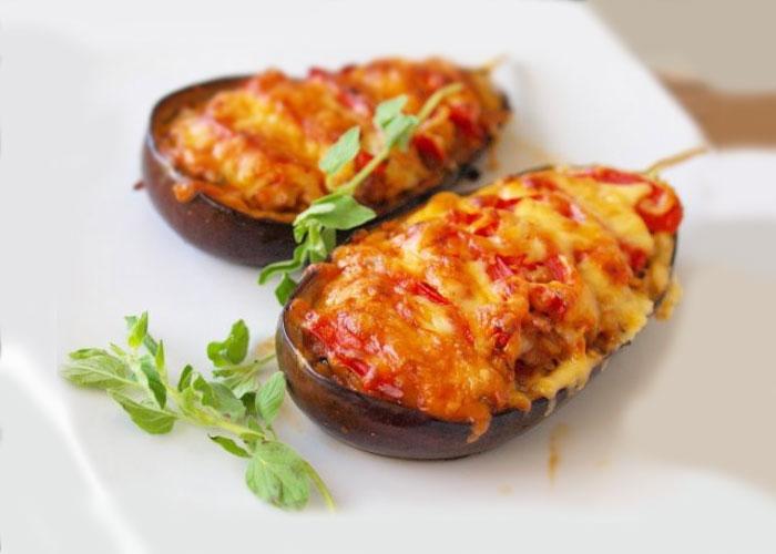 ррецепт баклажан с сыром