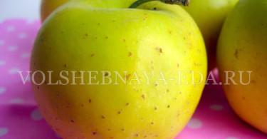 яблоки и холестерин