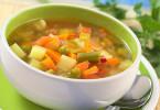 как приготовить овощной бульон