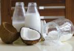 Кокосовое молоко - применение
