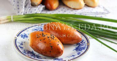 Пирожки с рисом, яйцом и рисом