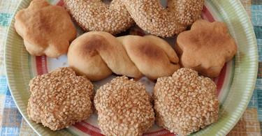 рецепт постного печенья