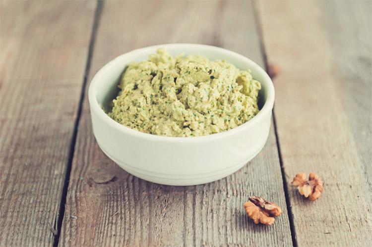 пхали, рецепт с капустой