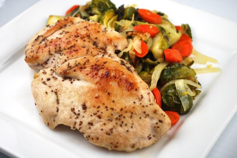 Рецепт блюд из куриной грудки в тесте