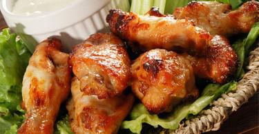 куриные крылышки рецепты