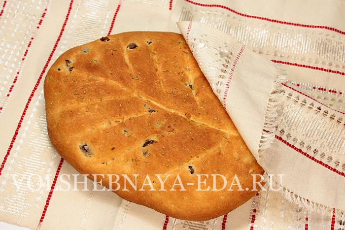 Прованский хлеб