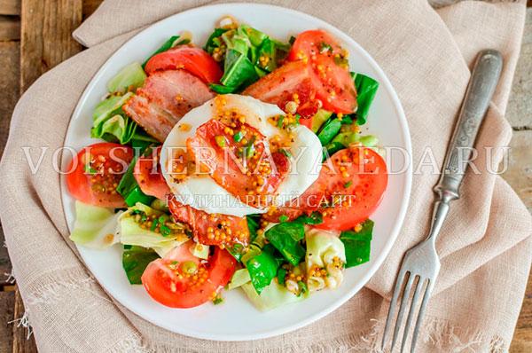 salat so shhavelem i jajcom pashot