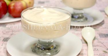 Яблочный самбук рецепт