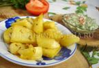 Картофель с тмином рецепт