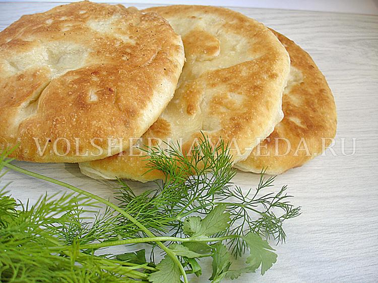 Постные пирожки с фасолью – кулинарный рецепт