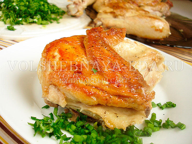 Цыпленок табака рецепт с фото