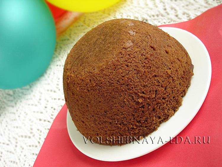 Шоколадный пудинг рецепт с фото