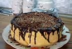 "Торт ""Птичье молоко"" рецепт с фото"