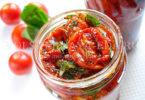 Вяленые помидоры: как приготовить