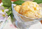 Абрикосовое мороженое рецепт с фото