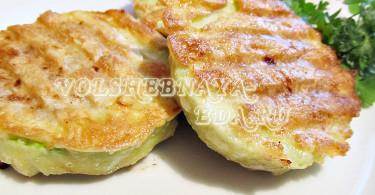 Кабачки фаршированные мясом рецепт с фото