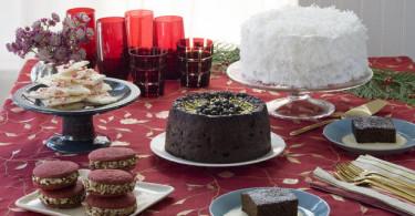Новогодние десерты: идеи и рецепты