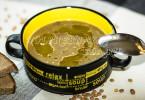 Чечевичный суп, рецепт из зеленой чечевицы